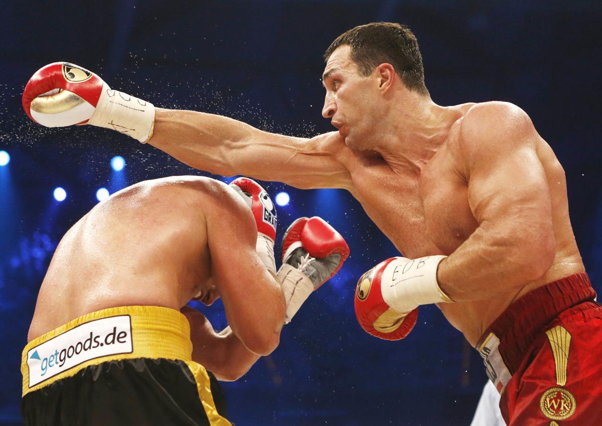 Former heavyweight world champion Klitschko retires