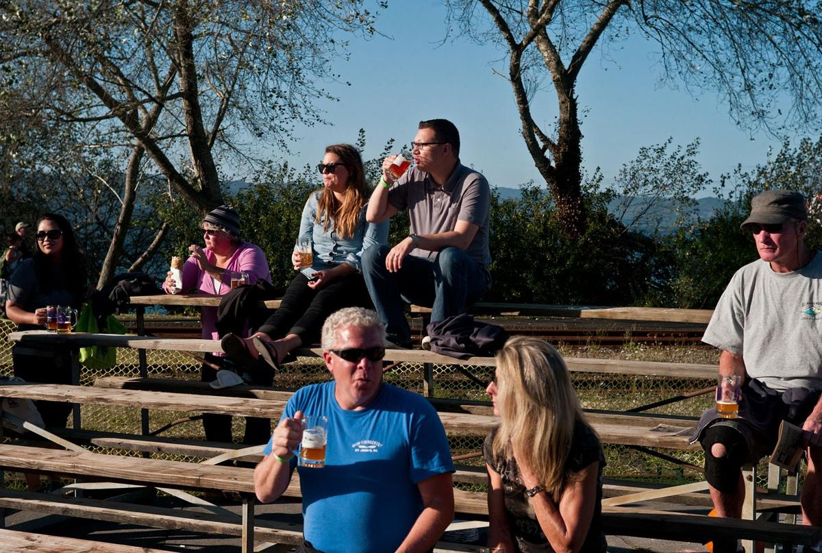 Beer lovers find fun at fest