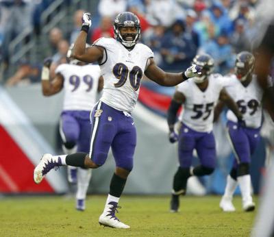Several players contributing to Ravens' stellar defense