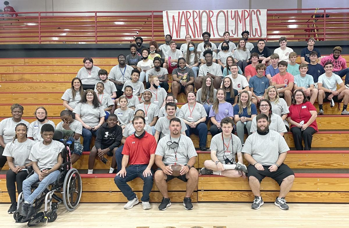 Warrior Olympics Group Pic