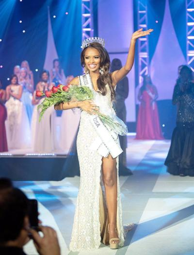 Branch crowned Miss Mississippi