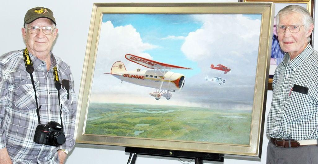 Aviation paintings 1