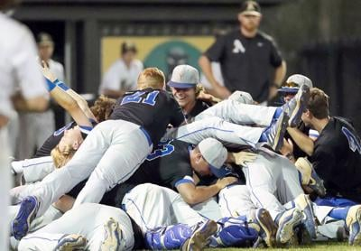 Booneville celebrates North Half Title