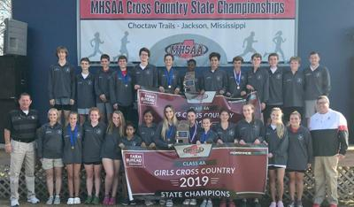 Corinth sweeps 4A cross country titles once again