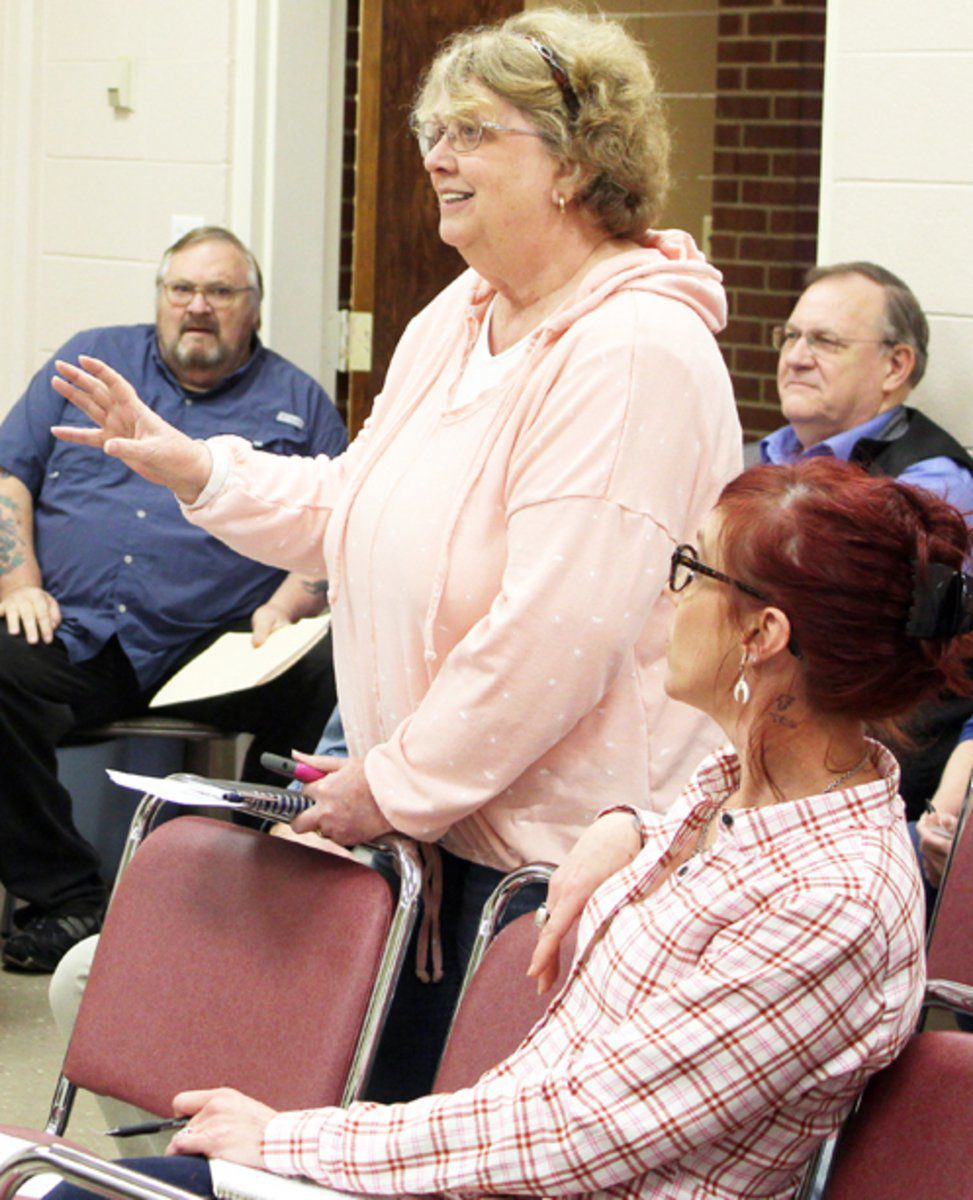 City, county discuss animal shelter facility