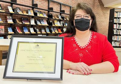 Library awards