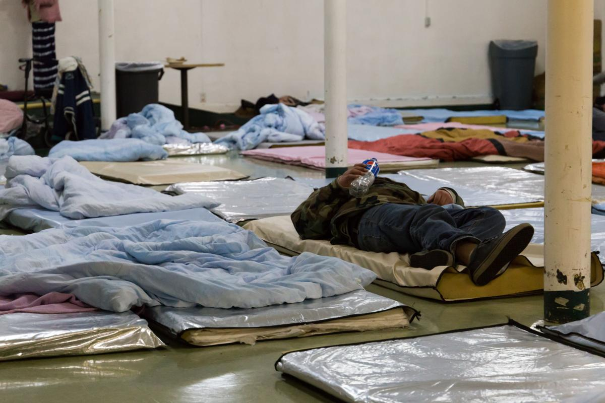 Warming through Winter – Providing cold weather shelter for the unhoused