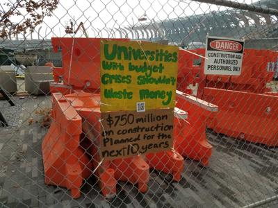 Construction Protest