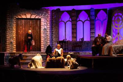 Review: Very Little Theatre shows big success with 'Dracula' play