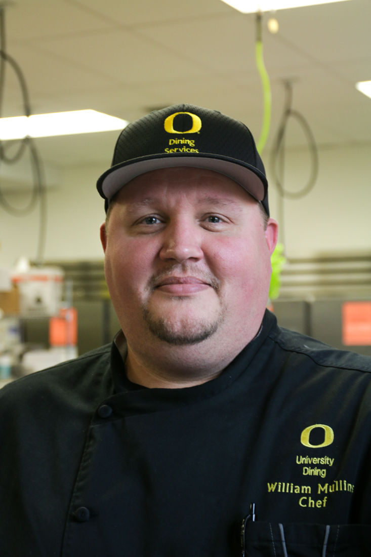 Ever wonder where food on campus comes from? Here's a look at the UO central kitchen.