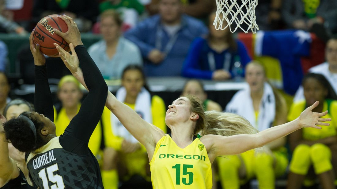 Photos: Oregon blows out Colorado 84-47 during the quarter finals of the Pac-12 tournament