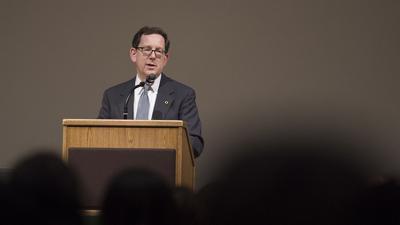 UO reorganizes Johnson hall, names new vice presidents