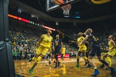 Satou Sabally leads the Ducks to blow out victory over the Golden Bears