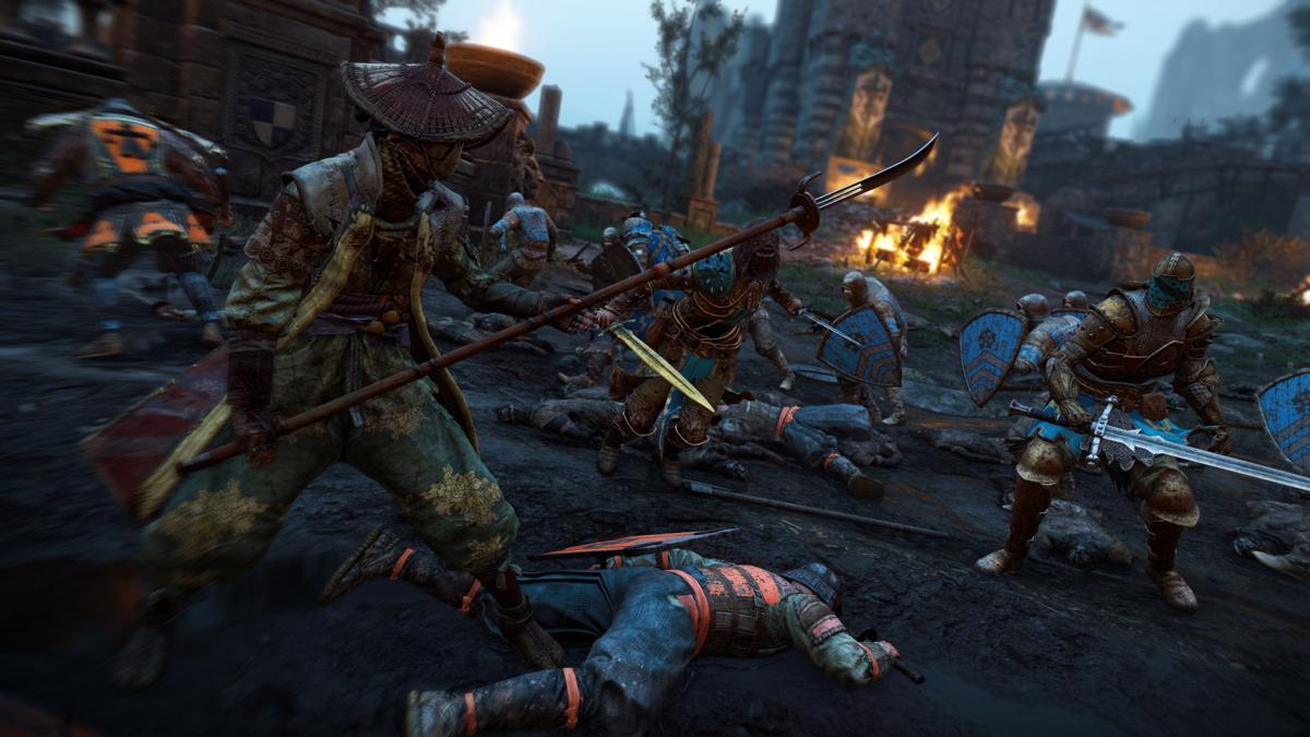 'For Honor' smashes expectations like a viking with an axe