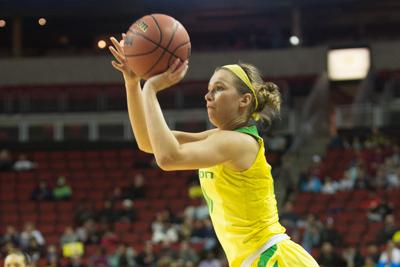 Lexi Bando came to Oregon to build something, now she is a Pac-12 champion