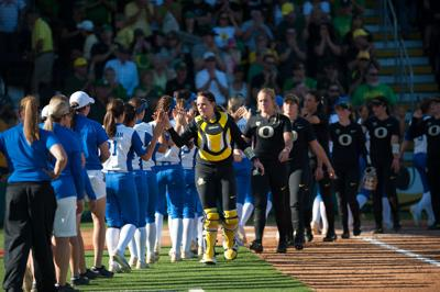 Preview: No. 1 Oregon softball prepares for another Super Regionals against Kentucky
