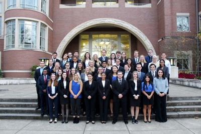 University of Oregon Mock Trial: An academic program with competition