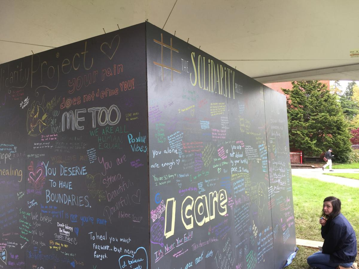 The Solidarity Project starts conversations about sexual assault