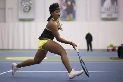 Oregon tennis ends Fresno State's home winning streak