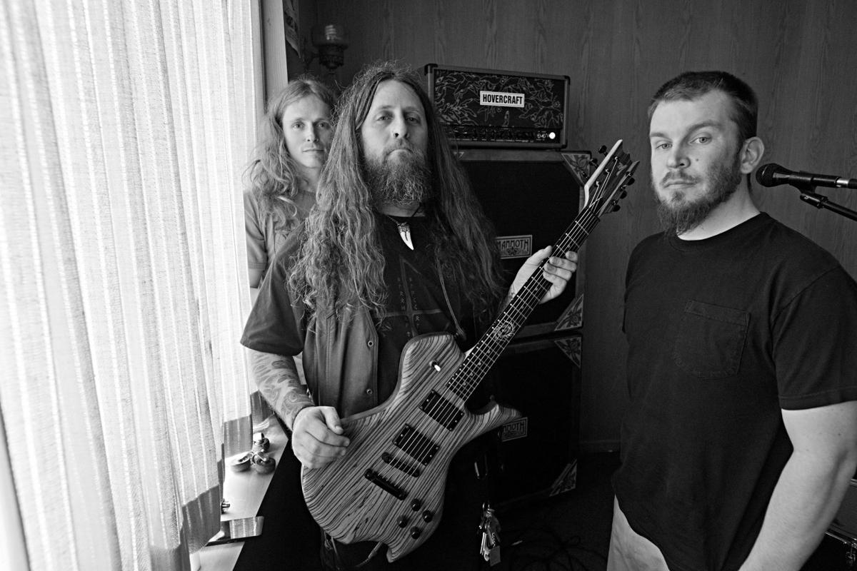 Review: YOB brings its powerful doom metal for hometown show at WOW Hall