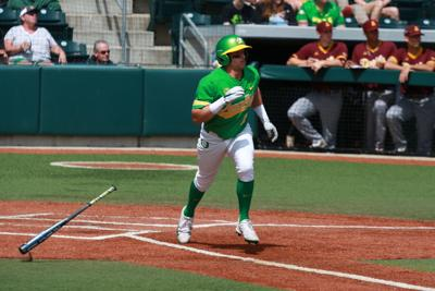 Late rally not enough as Ducks lose to Portland Pilots 3-2