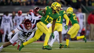 Wide receiver depth crucial for Oregon football's offensive success this season