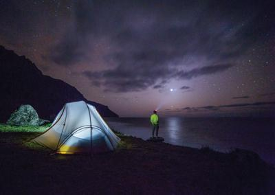 Tips for how to successfully camp in the rain