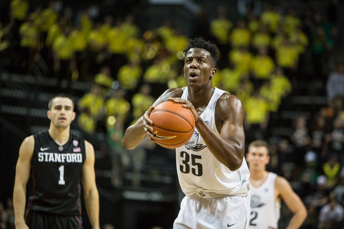 Former Oregon basketball player Kavell Bigby-Williams is under investigation for sexual assault
