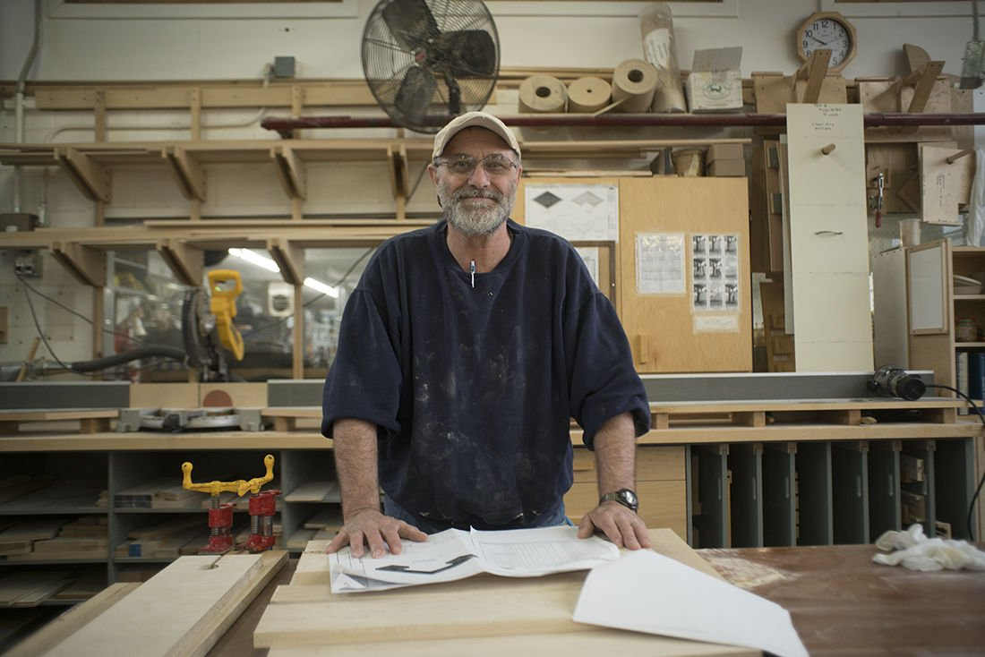 Voices from behind bars: Inside the prison where UO's furniture is made
