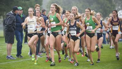 Cross-Country West Regionals: Women place third, men get fourth