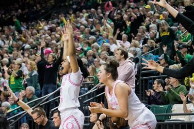 Photos: Oregon Ducks Women's Basketball defeats Arizona Wildcats 85-52