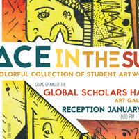 Q&A: Cole Kastner previews Face in the Sun Art gallery at GSH