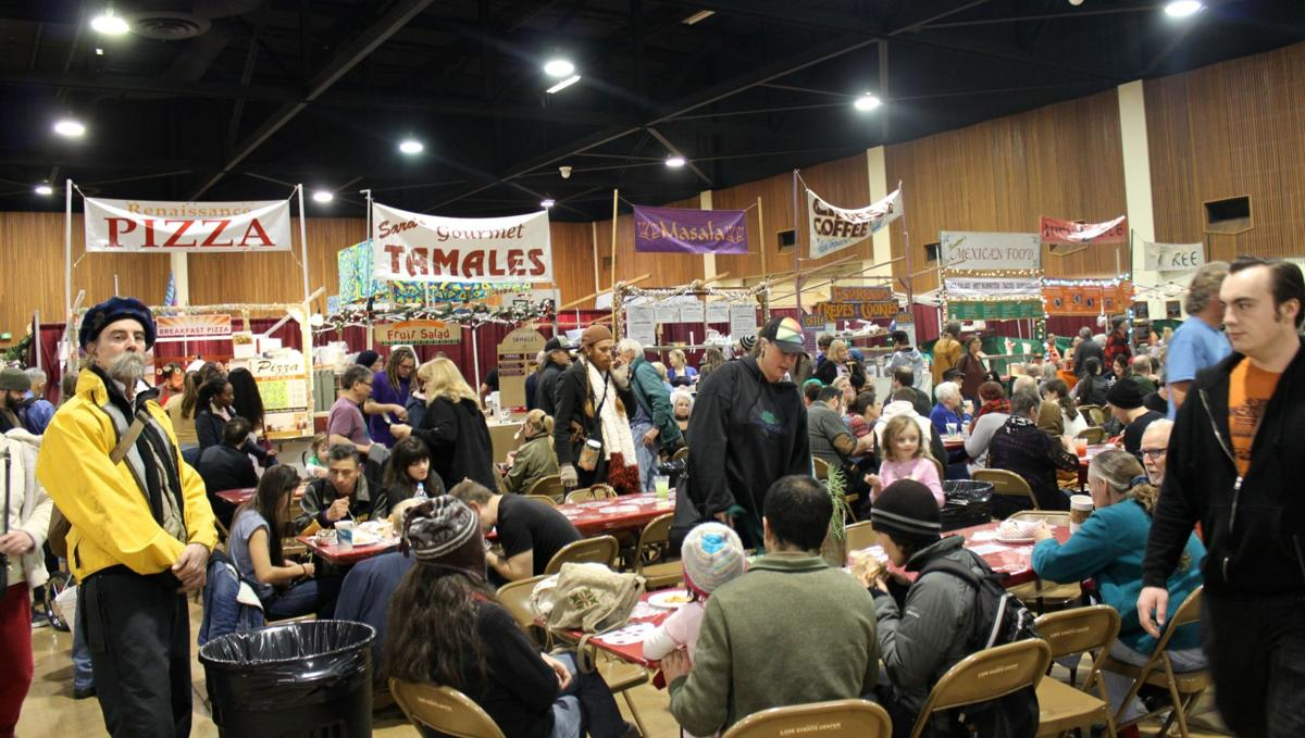 Pirzad How To Do The Eugene Holiday Market From A Local Columns Dailyemerald Com