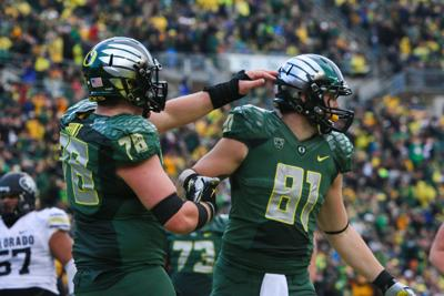 Q&A: Cameron Hunt reflects on his comments after Oregon's loss to Washington