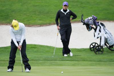 Kathleen Scavo ties for 23rd at NCAA women's golf championships