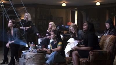 Review: Girls just wanna have funds in star-studded heist-comedy 'Ocean's 8'