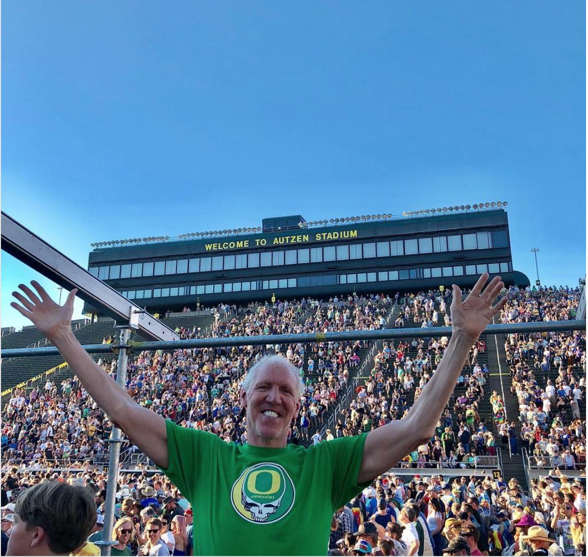 Eugene celebrates Grateful Dead's lasting local impact at recent Autzen performance