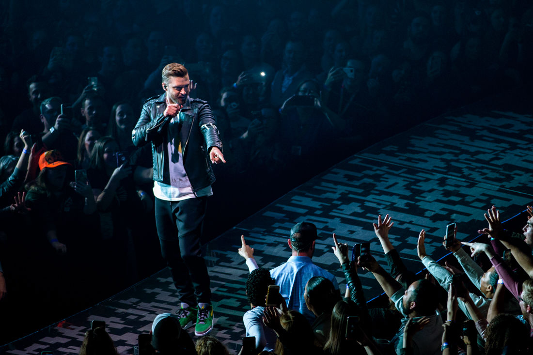Photos: Justin Timberlake takes 'Man of the Woods' to Portland