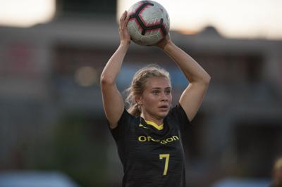 Photos: Oregon Women's Soccer defeat Dartmouth 2-0