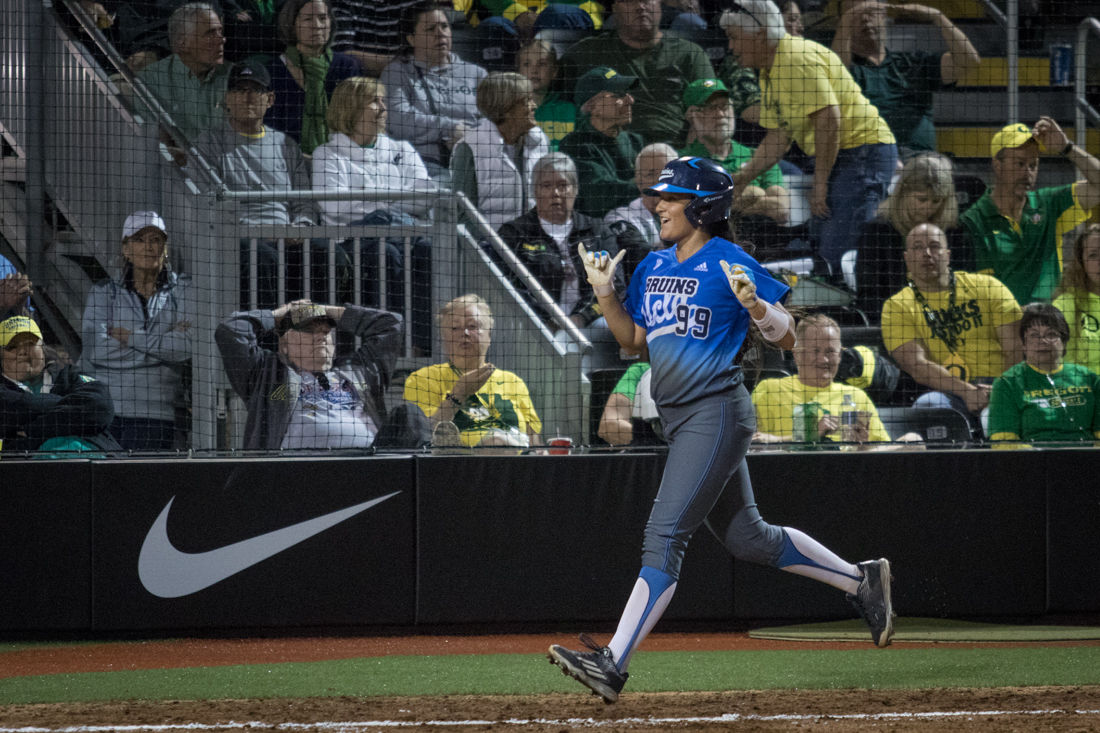 Photos: The No. 4 Oregon Ducks fall to the No. 16 UCLA Bruins 16-6