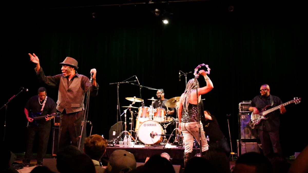 Photos: Otis Day and the Knights concert