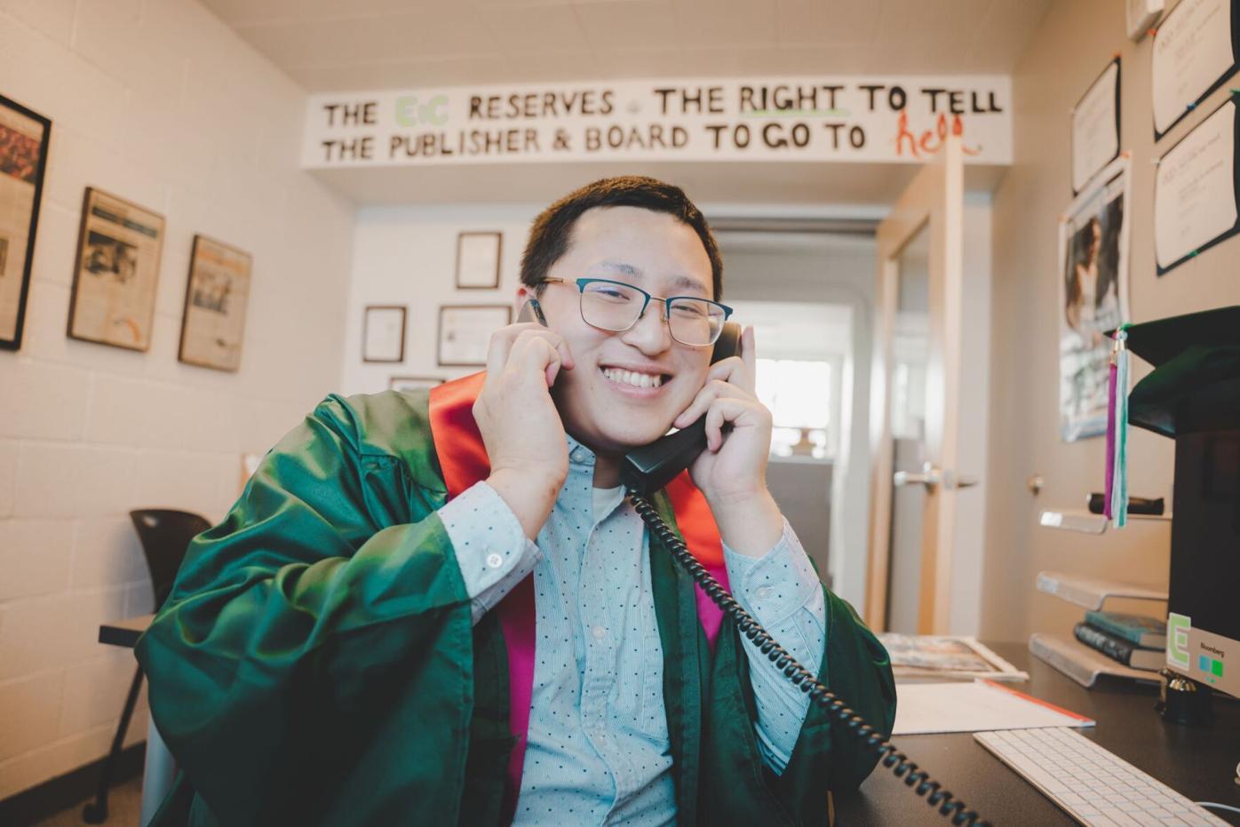 Farewell, UO: Editor-in-Chief Ryan Nguyen