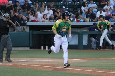 Emeralds lose seventh in a row after new MiLB rule comes into play