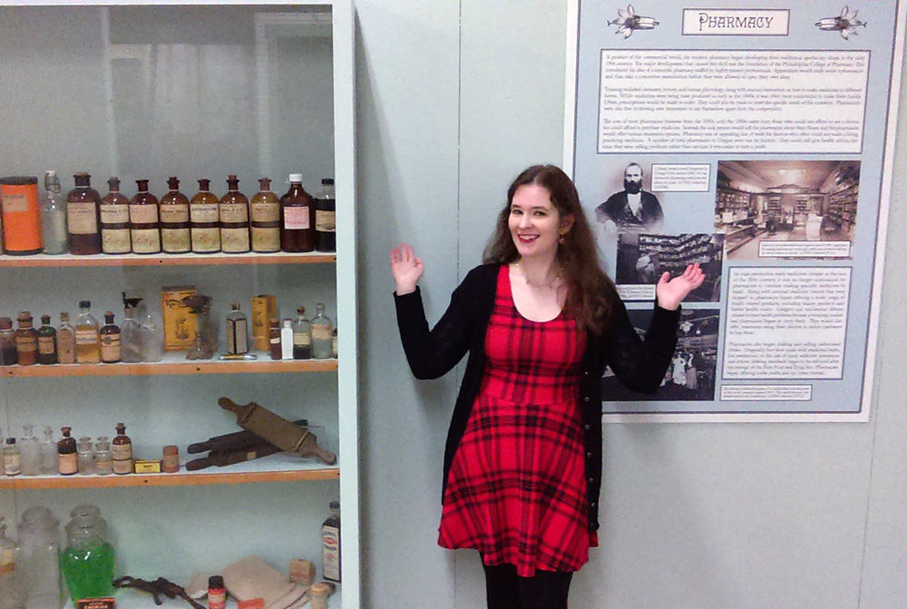 UO grad cuts into Lane County surgical history in exhibit