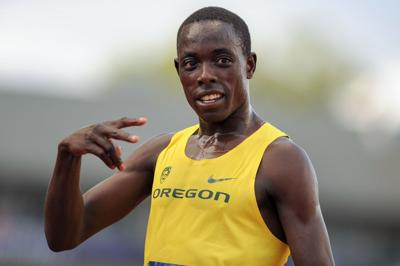 Edward Cheserek turns pro, signs with agent Total Sports US