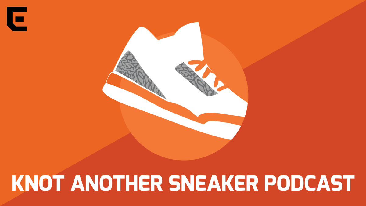 'Knot Another Sneaker Podcast': Making Nike History with Runner Justin Gallegos