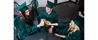 Grad Guide 2015: Graduation schedule