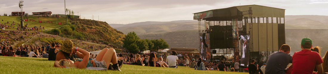 Highlights from Sasquatch! 2018 Day One: David Byrne, Bon Iver, Vince Staples and more bring their energy to the Gorge Amphitheatre