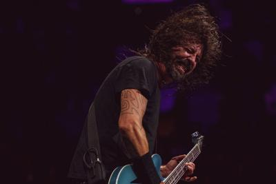 Review: Foo Fighters give Portland a rock history lesson at Moda Center performance
