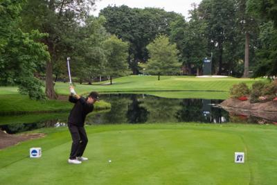 Oregon men's golf finishes third in Amer Ari Invitational